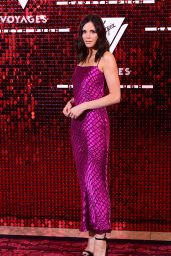 Lilah Parsons – Virgin Voyages x Gareth Pugh Event in London 09/15/2019