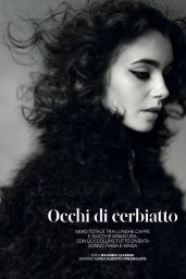 Lily Collins - D La Republica Magazine September 2019