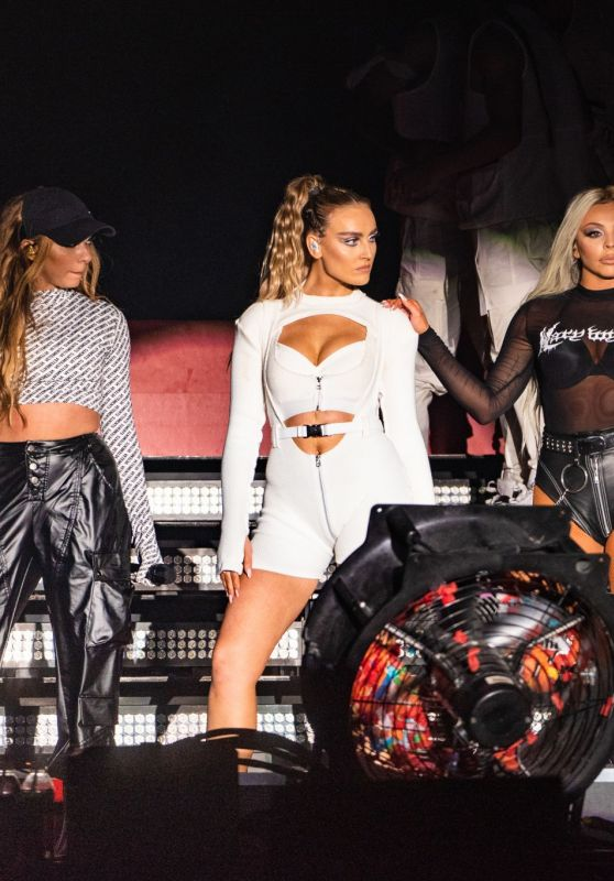 Little Mix - Performs Live at Fusion Festival 2019 in Liverpool