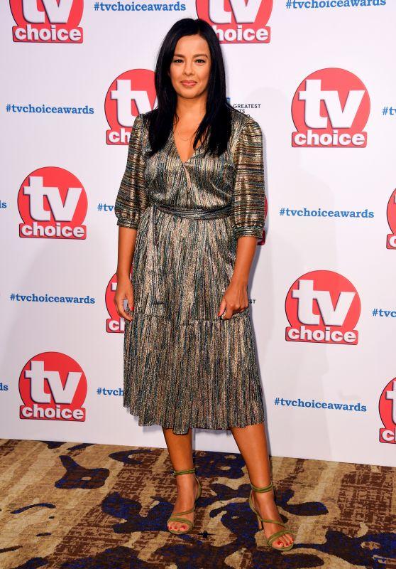 Liz Bonnin – TV Choice Awards in London 09/09/2019