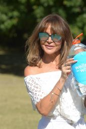 Lizzie Cundy - Charity Walk for Wells on Wheels A Digimax Charity Supporting Woman and Children in India, London 09/15/2019