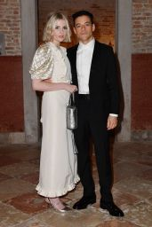 Lucy Bonyton – Miu Miu Women's Tales Dinner at 76th Venice Film Festival