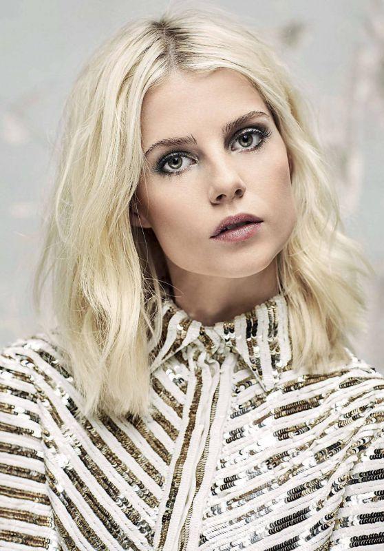 Lucy Boynton - Vanity Fair Italy 10/02/2019 Issue