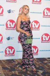 Lucy Fallon – TV Choice Awards in London 09/09/2019