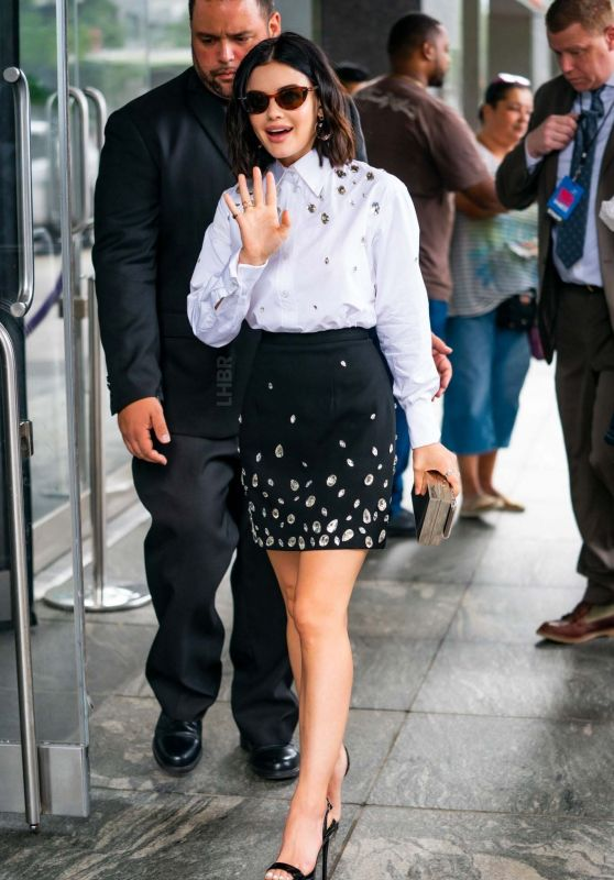 Lucy Hale - Battery Park in NYC 09/14/2019