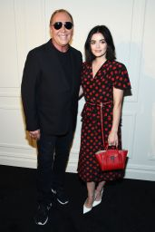 Lucy Hale - Michael Kors Fashion Show in NY 09/11/2019