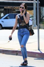 Lucy Hale - Out in LA 08/31/2019
