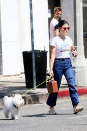 Lucy Hale Street Style 09/06/2019