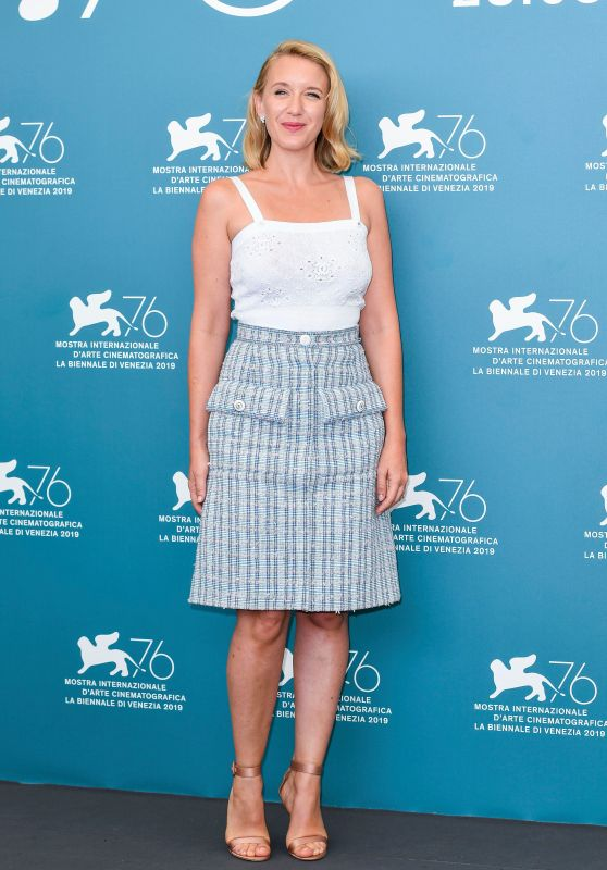 "Ludivine Sagnier – ""The New Pope"" Photocall at the 76th Venice Film Festival"