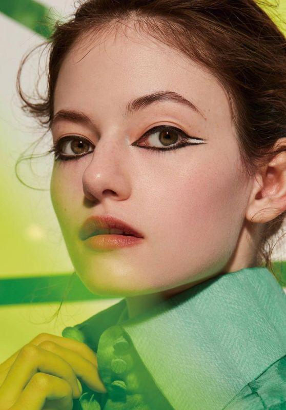 Mackenzie Foy - Photoshoot for Vogue Taiwain 2019