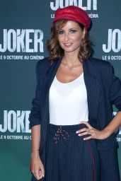 "Malika Menard – ""Joker"" Premiere in Paris"