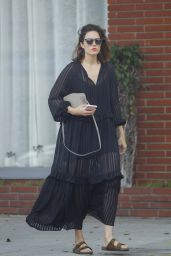 Mandy Moore - Out in LA 09/17/2019