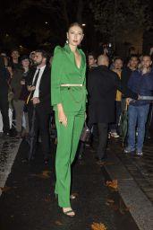 Maria Sharapova - Givenchy Show at Paris Fashion Week 09/29/2019