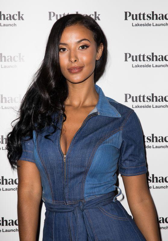 Maya Jama - Launch of Puttshack Lakeside in London 09/06/2019
