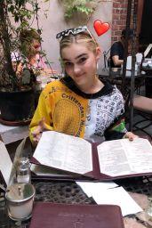 Meg Donnelly - Social Media 09/25/2019