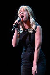 Melissa Benoist - Concert for America at Royce Hall in LA