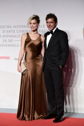 """Micaela Ramazzotti – """"Vivere"""" Premiere at the 76th Venice Film Festival"""