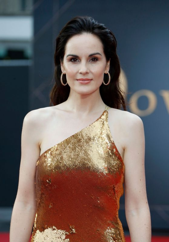 "Michelle Dockery - ""Downton Abbey"" World Premiere in London"