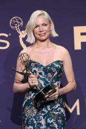 Michelle Williams – 2019 Emmy Awards (more photos)