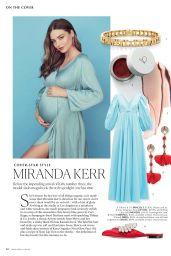 Miranda Kerr - Marie Claire Australia October 2019 Issue