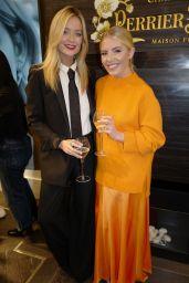 Mollie King - Amanda Wakeley Presentation at London Fashion Week 09/12/2019
