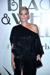 Molly Sims – Black and White Vanity Fair Party at 76th Venice Film Festival