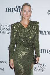 "Molly Sims – ""The Irishman"" Screening at New York Film Festival"