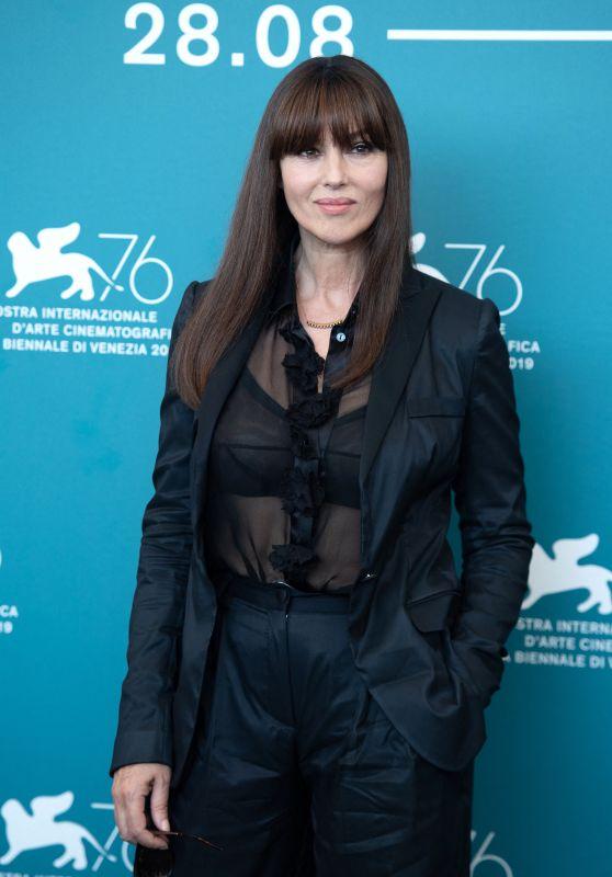 "Monica Bellucci - ""Irreversible - Inversion Integrale"" Photocall at the 76th Venice Film Festival"