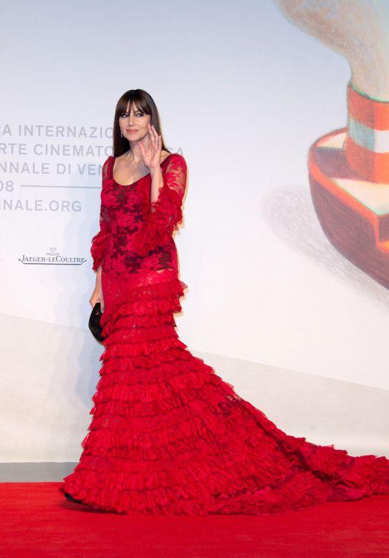 "Monica Bellucci on Red Carpet - ""Irreversible - Inversion Integrale"" Premiere at the 76th Venice Film Festival"