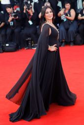 """Nadine Labaki – """"An Officer and a Spy"""" Premiere at the 76th Venice Film Festival"""