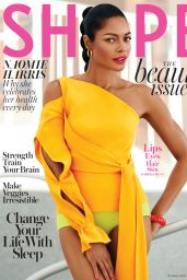 Naomie Harris - SHAPE US October 2019 Issue