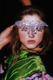 Natalia Dyer - The Last Magazine (2019)