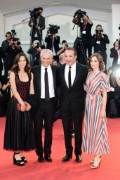 """Nathalie Pechalat - """"An Officer and a Spy"""" Premiere at the 76th Venice Film Festival in Venice, Italy 08/30/2019"""