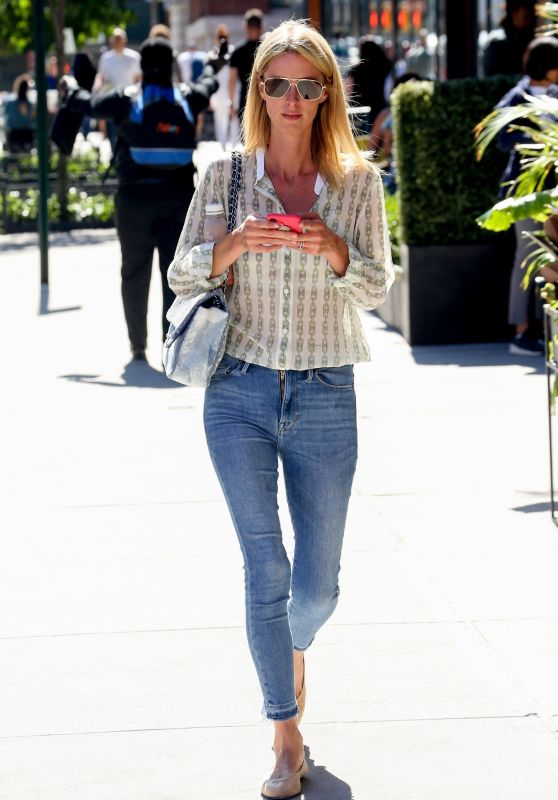 Nicky Hilton Casual Style - New York 09/17/2019