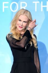 Nicole Kidman - Gala for the Global Ocean in Monte-Carlo 09/26/2019
