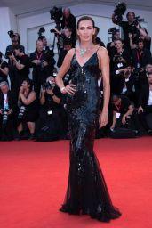 "Nieves Alvarez on Red Carpet – ""Joker"" Screening at the 76th Venice Film Festival"