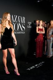 Nina Agdal – 2019 Harper's Bazaar ICONS Party in NY