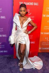 Normani Kordei – 2019 Diamond Ball in NYC