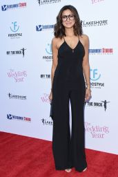 "Noureen DeWulf – ""The Wedding Year"" Premiere in Hollywood"