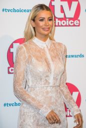 Olivia Attwood – TV Choice Awards in London 09/09/2019