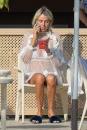 Olivia Atwood, Celia Theodorou and Georgia Kousoulou -  Marbella 09/16/2019