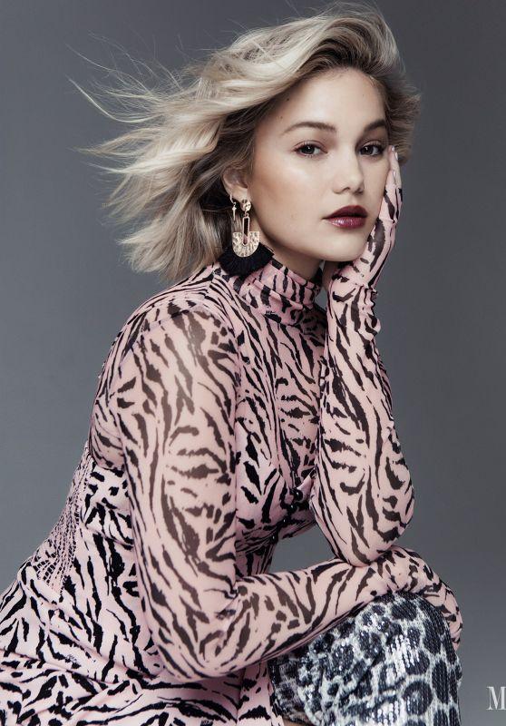 Olivia Holt - Mod Magazine Spring 2019 HQ Photos