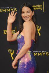 Olivia Munn – 2019 Creative Arts Emmy Awards in LA