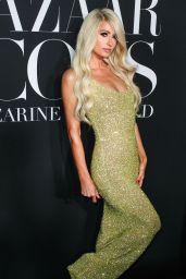 Paris Hilton – 2019 Harper's Bazaar ICONS Party in NY