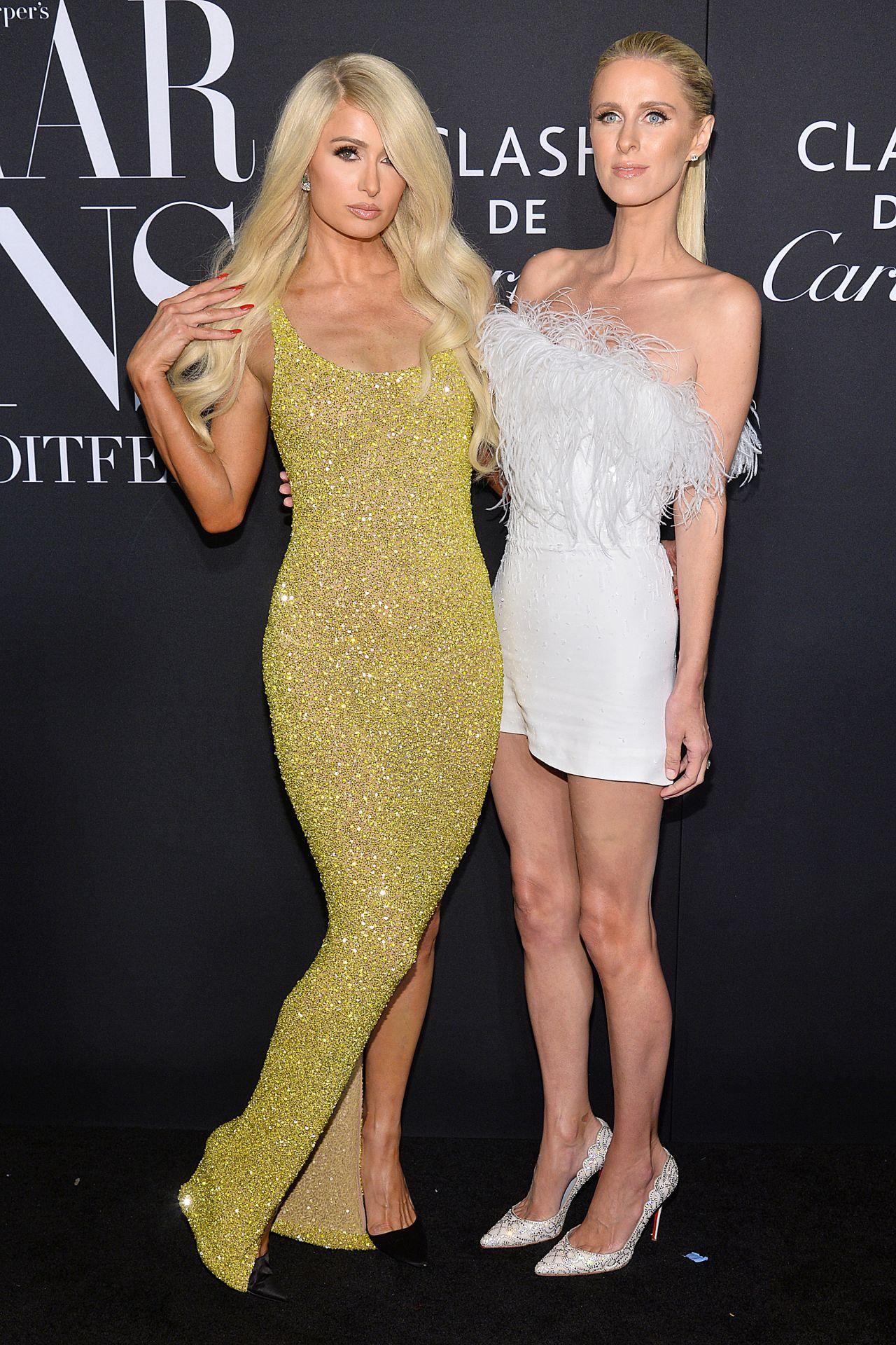 Paris Hilton 2019