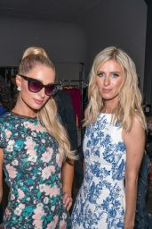 Paris Hilton and Nikki Hilton - Kyle & Shahida Runway Show at NYFW in New York 09/08/2019