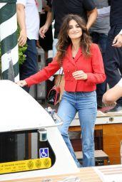 Penelope Cruz – Arriving at 76th Venice Film Festival