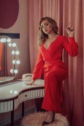 Peyton List - Photoshoot for Wielding Peace 2019