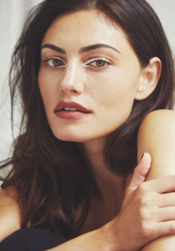 Phoebe Tonkin - Photoshoot for Gritty Pretty Magazine Spring 2019