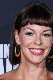 """Pollyanna McIntosh – """"The Walking Dead"""" Season 10 Premiere in LA"""